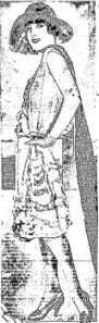 """""""Feminine"""" girl, 1926"""
