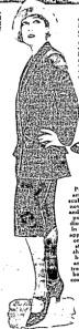 """""""Boyish"""" girl, 1926"""