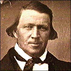 Brigham Young, Scapegoat.